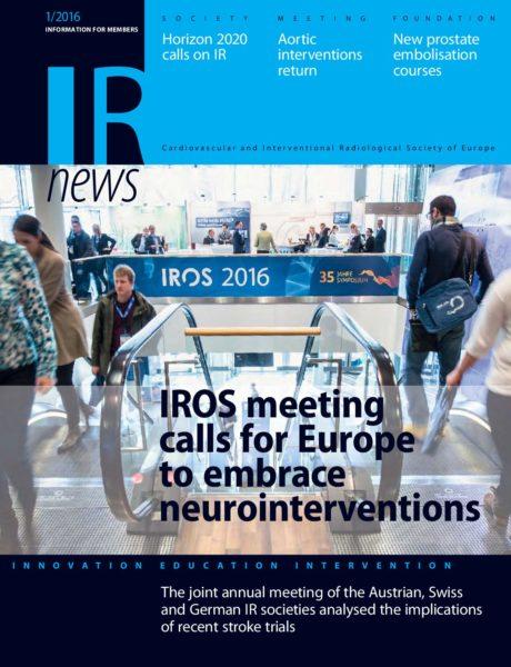 IR News 1/2016